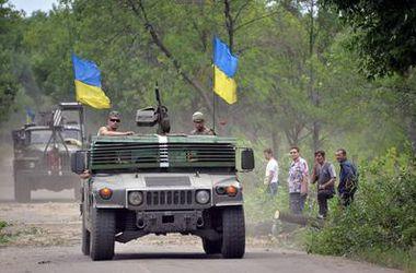 Украинские десантники протролили российский спецназ ВИДЕО
