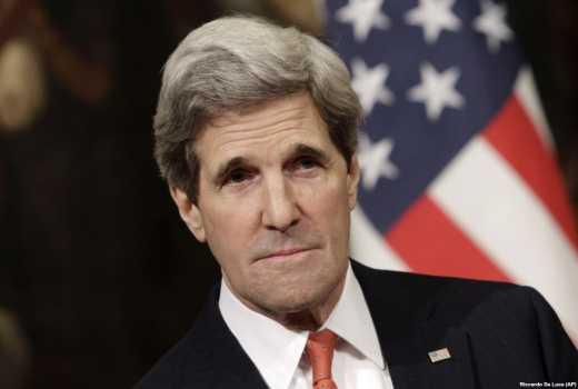 Черная метка для Путина: Джон Керри везет президенту РФ ультиматум
