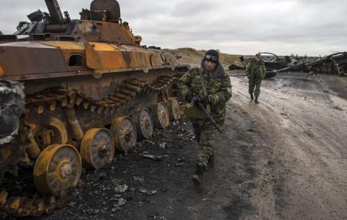 Россия заплатила чудовищную цену за Дебальцево