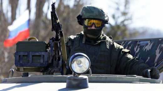 Российские войска готовятся оставить Восток Украины