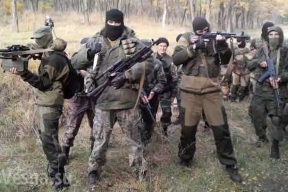 После выстрела из СВД без командира разведки остались террористы Новоазовского района — Гладких