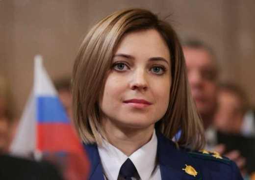 Крымская сакура: В РФ будут снимать сериал о Наталье Поклонской
