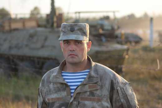 Пример стойкости и мужества: Из плена возвращается комбат 81-й бригады ВДВ Олег Кузьминых