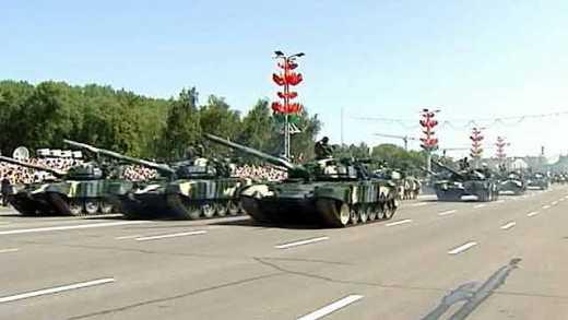 Военнослужащие США примут участие в параде по случаю Дня Победы, который пройдет в Минске