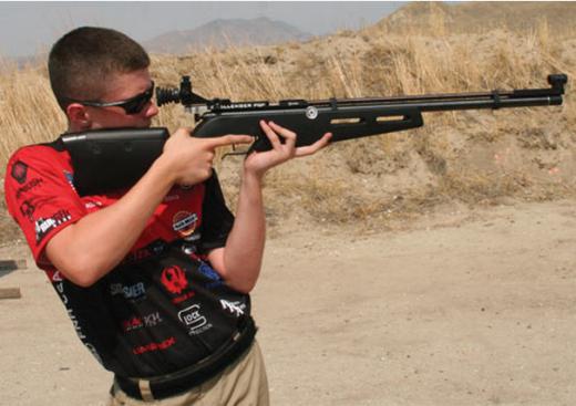 Специалисты Розетки рассказали о пружинно-поршневых пневматических винтовках