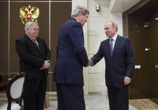 Financial Times: попытки Белого Дома контактировать с Путиным никак не изменят твердую позицию США по Украине…