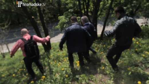 Быстрые ноги и не железное оч*ко – главные качества коммуниста: Симоненко бежал с первомайского митинга ВИДЕО