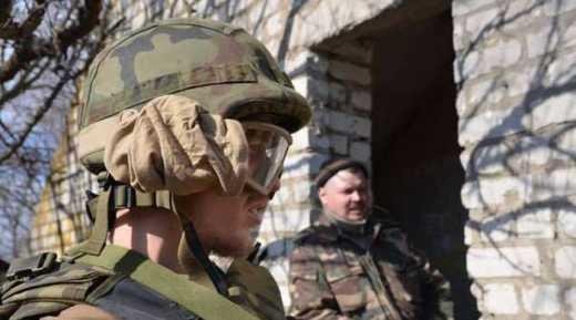 Началась демилитаризация Широкино? Полк Азов оставил населенный пункт