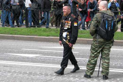 В РФ был автомойщиком, а в Донецке владелец двух борделей и подполковник непонятных войск