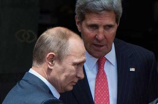 Навіщо Путіну зустріч з Керрі?