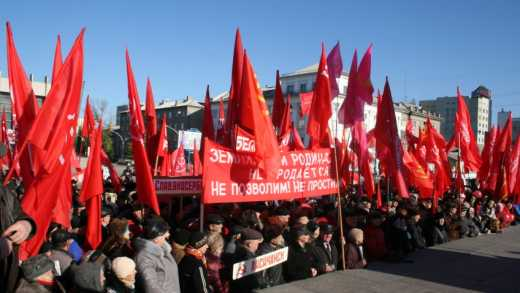 Террористическая власть «ЛНР» тоже начала декоммунизацию?