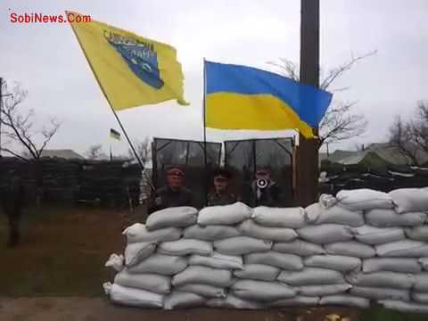 Русский Иван сдавайся, мы дадим тебе водку: ВСУ троллит боевиков на передовой ВИДЕО