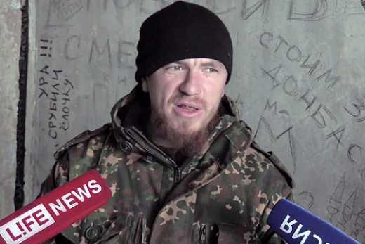 Пока жители Донецка голодают ради русского мира,  боевик из РФ Моторола жирует
