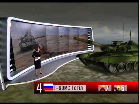 Украинский танк Оплот лучший в мире, но на вооружении ВСУ их всего 2 ВИДЕО