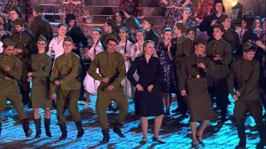 Золотой шекель делает чудеса: Лариса Долина на концерте ко Дню Победи опустила куплет в котором поется о Одессе ВИДЕО
