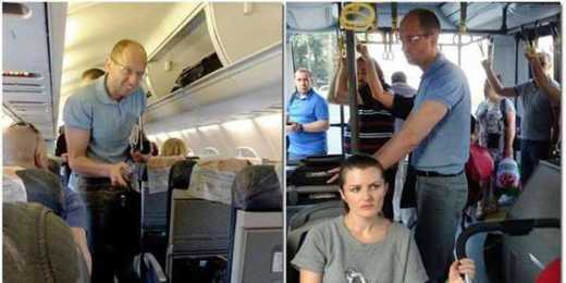 Спасти премьера Яецнюка или заезженный креатив от пиар-менеджеров украинского премьера