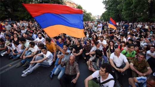 """В Армении """"секретный штаб"""" Запада готовит """"госпереворот"""""""