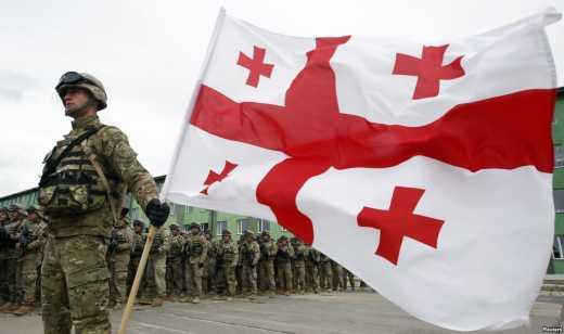 НАТО основательно взялось за Грузию