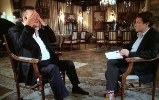 «Легітимний» Янукович вперше дав інтерв'ю західному ЗМІ