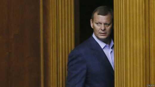 ВР сняла неприкосновенность с Сергея Клюева