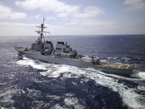 Уже завтра ракетный эсминец США   будет контролировать покой на Черном море