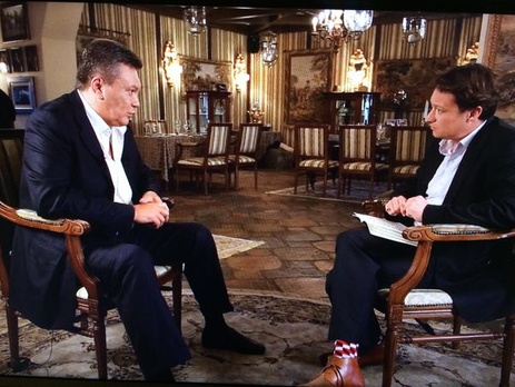 Донбасс забирайте, про Крым забудьте, — Янукович озвучил темники Путина