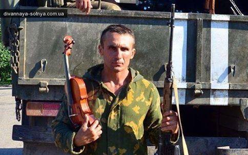 Найден мертвым разведчик 72-й бригады Сергей Костаков