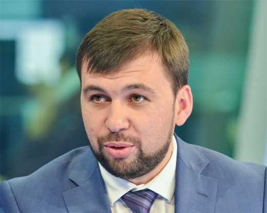 """Главарем террористов т.н. """"ДНР"""" стал Пушилин"""