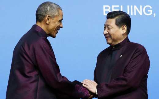 США и Китай впервые за многие годы подписали договор о военном сотрудничестве и начинают совместные учения