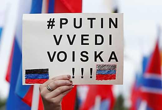 Обезумевшие от пропаганды русские требуют от Путина уничтожить Украину – Шеремет