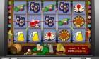 игровой автомат Lucky Hunter с пятью барабанами и девятью линиями