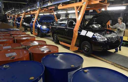 Новости импортозамещения: АвтоВАЗ остановил конвейер из-за отсутствия комплектующих