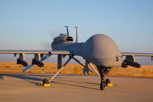 ВВС США спешно перекинули 9 БПЛА Gray Eagle на Аляску