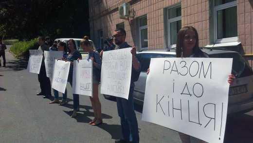 Из СИЗО выпустили под залог Дениса Полищука, причастного к убийству журналиста Олеся Бузины