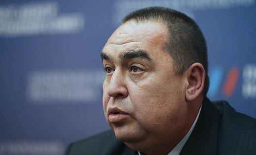 Плотницкий заявил, что готов воевать за Украину