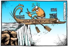 О кризисе в Греции в картинках