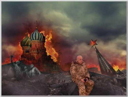 У Кремля неизвестный открыл огонь из обреза