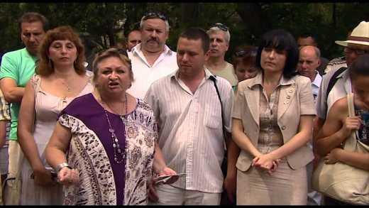 Оккупационная власть Крыма уничтожает Коктебель