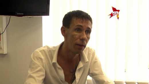 Пиар по-русски: Панин заявил, что желает убить Порошенко ВИДЕО