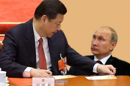 """""""Вову снова опустили"""": Китай отказался создавать военный союз с Россией"""