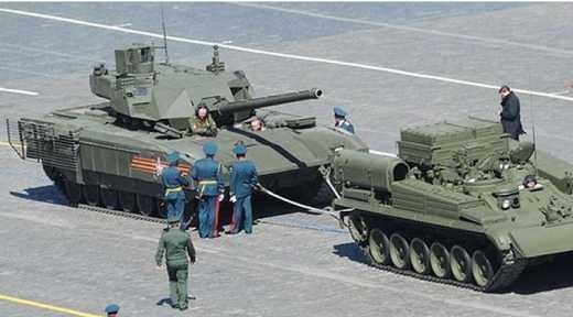 «Он устаревший и дорогой»: Китаю не интересна российская «Армата»