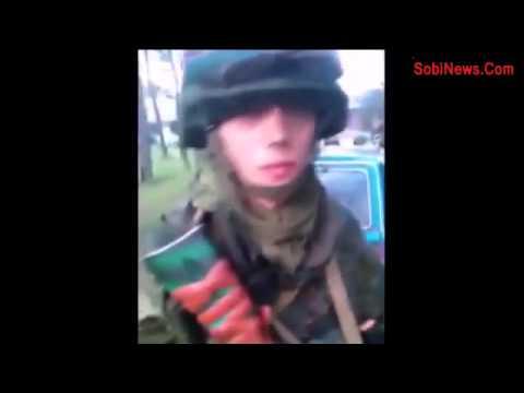 В сети появилось видео убитого боевика снятое во время штурма Марьинки
