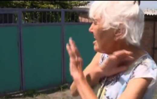 «Били как собак бешеных». Жительница Марьинки рассказывает об ужасных 13 часах в погребе (ВИДЕО)