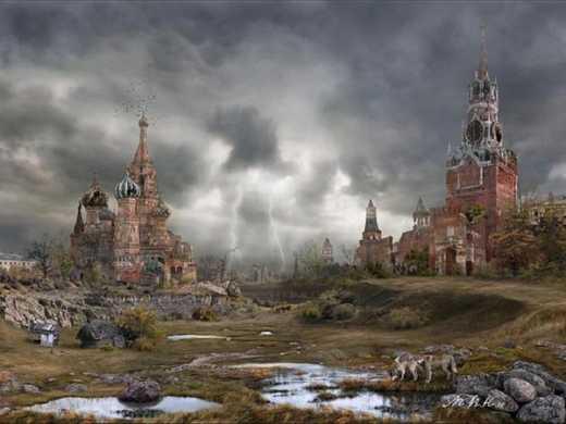 Война в Грузии – капкан для РФ, чтобы заманить ее в Украину и уничтожить, – блогер в 2008 году
