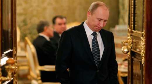 Game over. Путин доигрался. Ему светит статья «за терроризм»