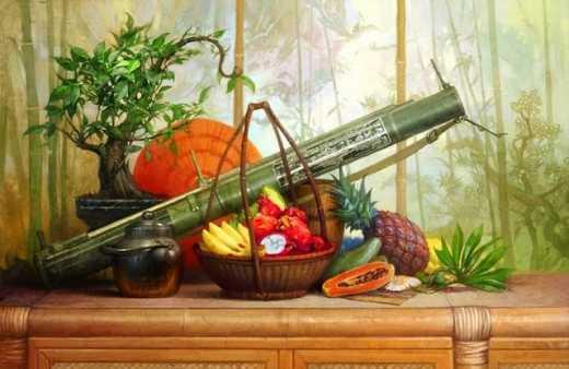 """""""Голод не тетка"""": Россия готова менять новейшее оружие на еду"""
