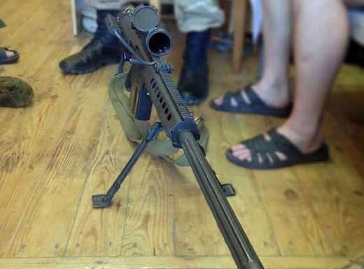После выстрела остается отверстие 70 см: Украинский спецназ получил новые снайперские винтовки