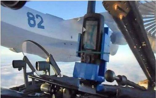 На российских СУ-34 используют американские туристические навигаторы