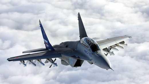 Очередной инцидент с самолетом ВВС РФ