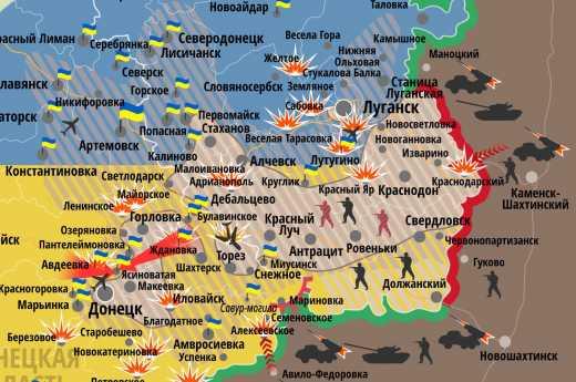 Про закон о децентрализации и признании «особого статуса» у «отдельных районов Дон. и Луг. областей»